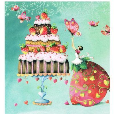 Carte anniversaire lulu