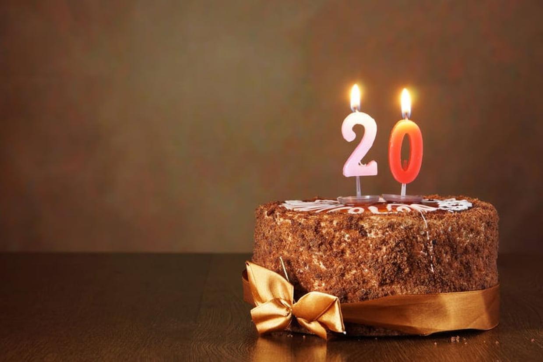 Exemple texte pour anniversaire 20 ans