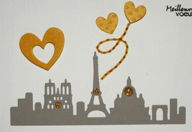 Carte anniversaire le parisien