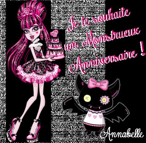 Carte Anniversaire Monster High A Imprimer Gratuit Elevagequalitetouraine
