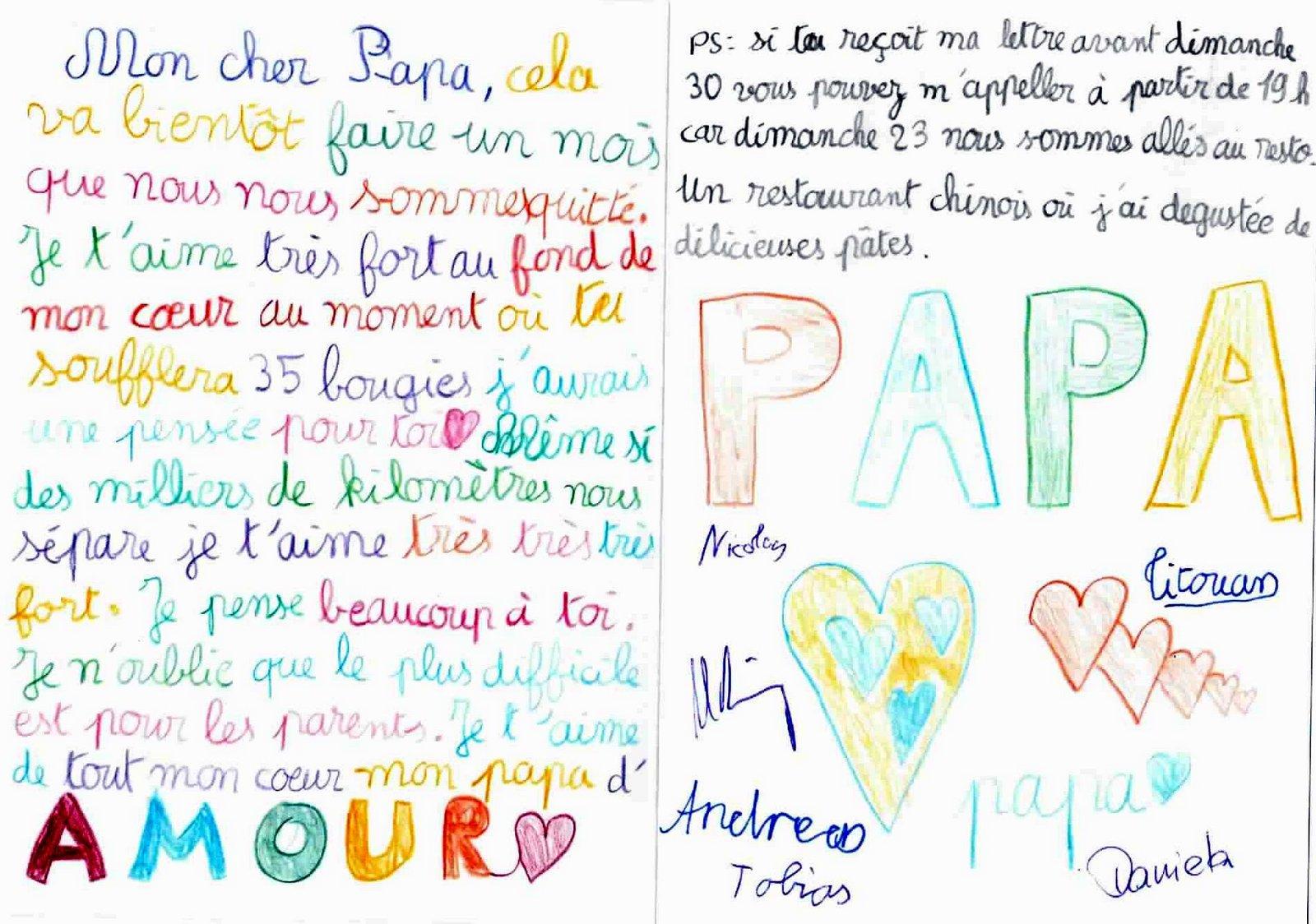 Carte D Anniversaire Pour Papa Elevagequalitetouraine