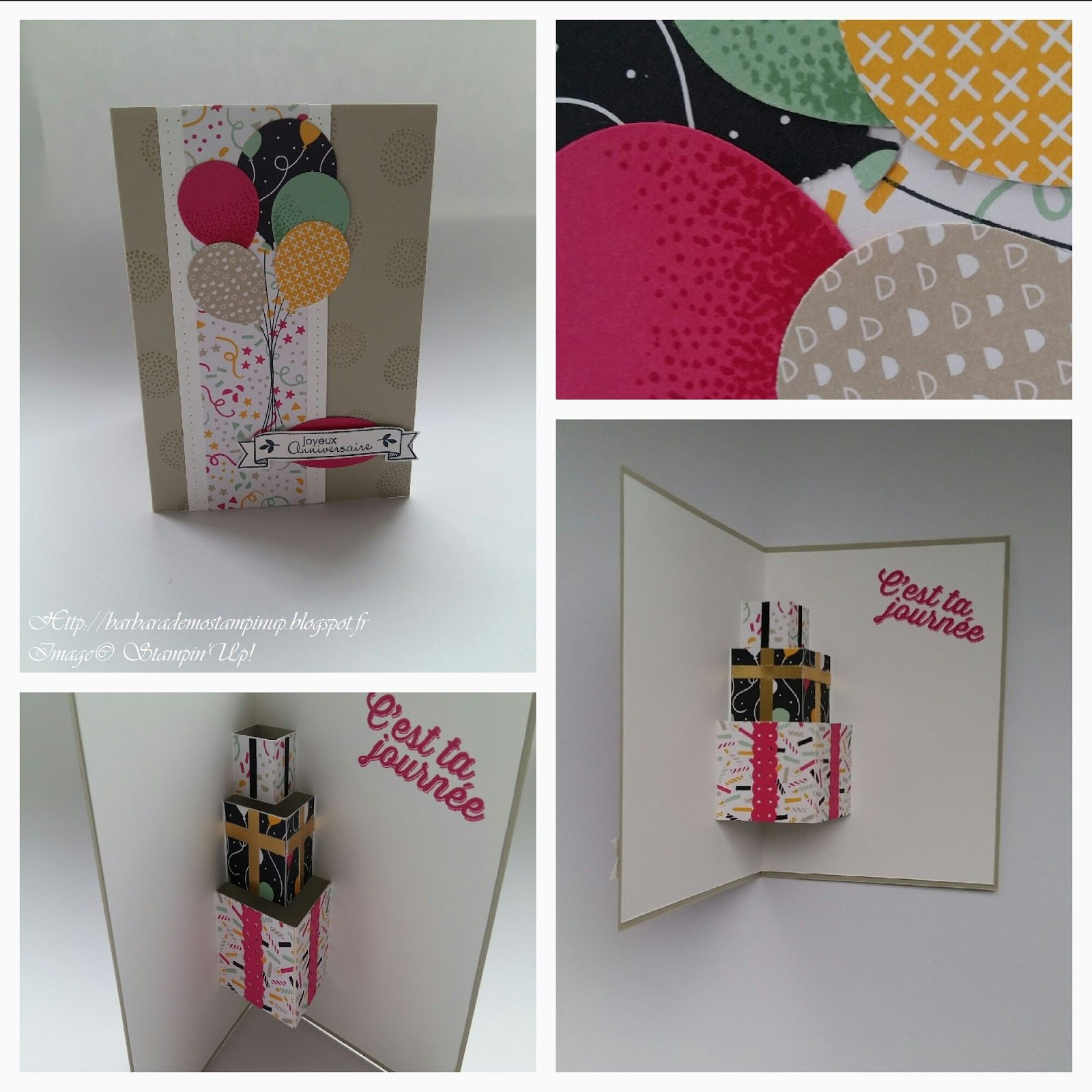 Faire Une Carte Pop Up Anniversaire Elevagequalitetouraine