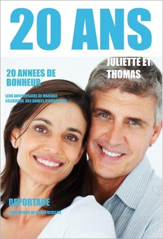 Carte invitation anniversaire de mariage 20 ans - Elevagequalitetouraine