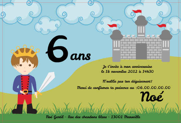 Carte d'invitation anniversaire transformers gratuite