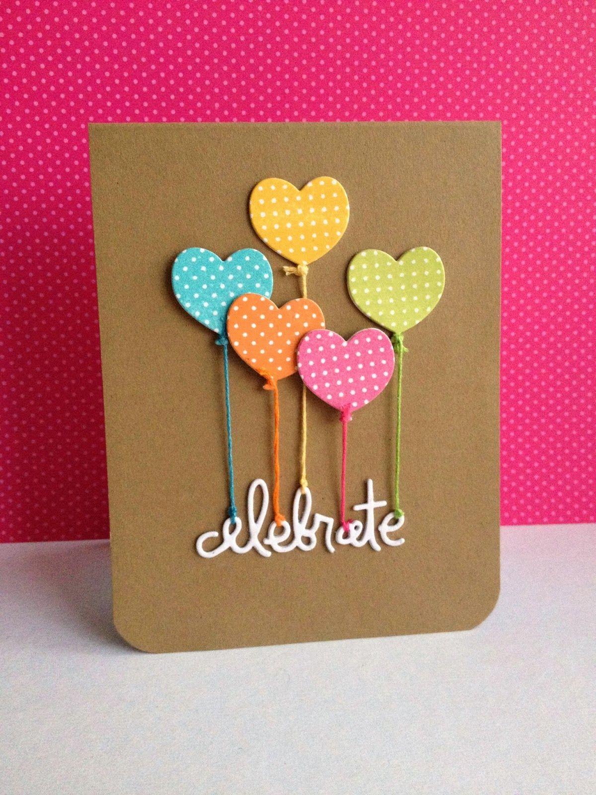 Idees de carte anniversaire