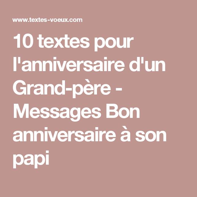Texte anniversaire d'une fille à son père