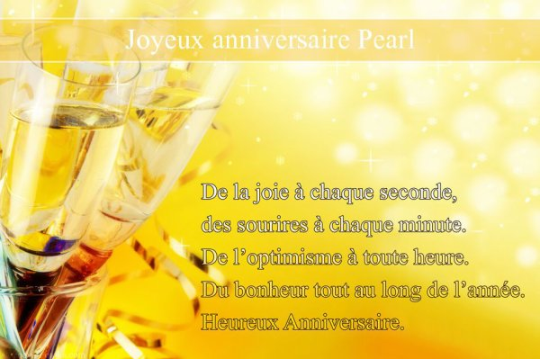 Message anniversaire longue vie