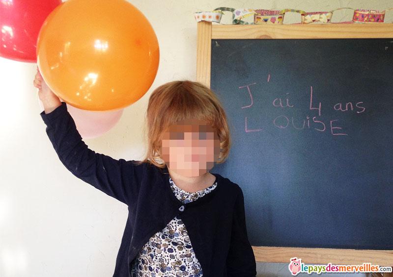 Texte anniversaire pour mon fils 4 ans