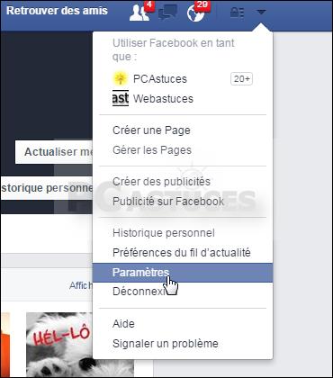 Message pour anniversaire sur facebook