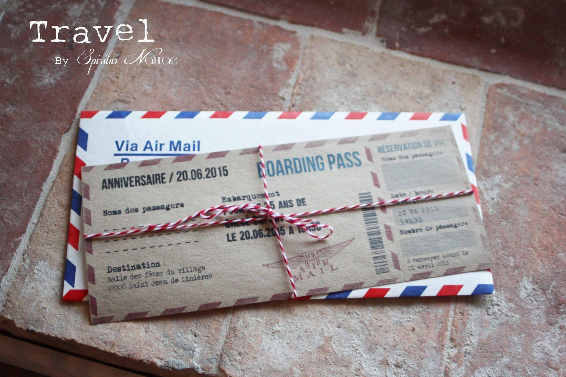 Message anniversaire voyage