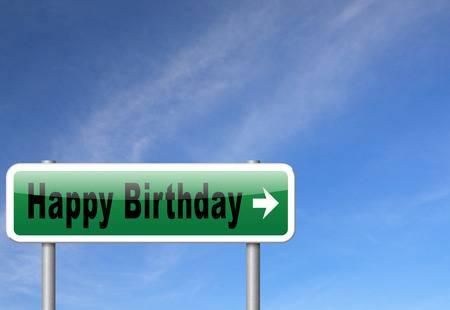 Texte anniversaire routier