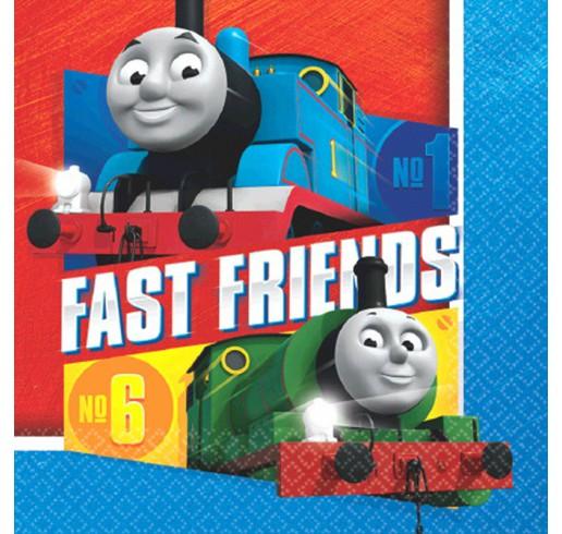 Carte anniversaire thomas le petit train
