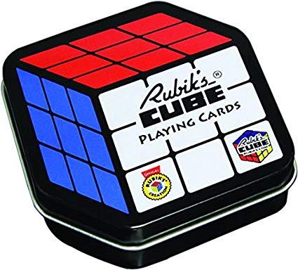 Carte anniversaire rubik's cube