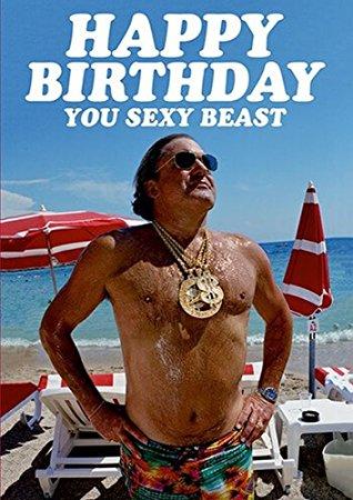 Carte anniversaire sex