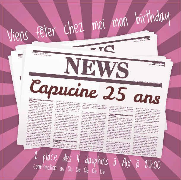 Carte Invitation Anniversaire Adulte Gratuite A Imprimer Elevagequalitetouraine