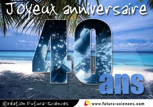 Modèle message anniversaire 40 ans