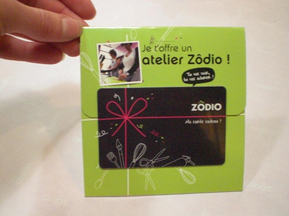 Zodio carte anniversaire