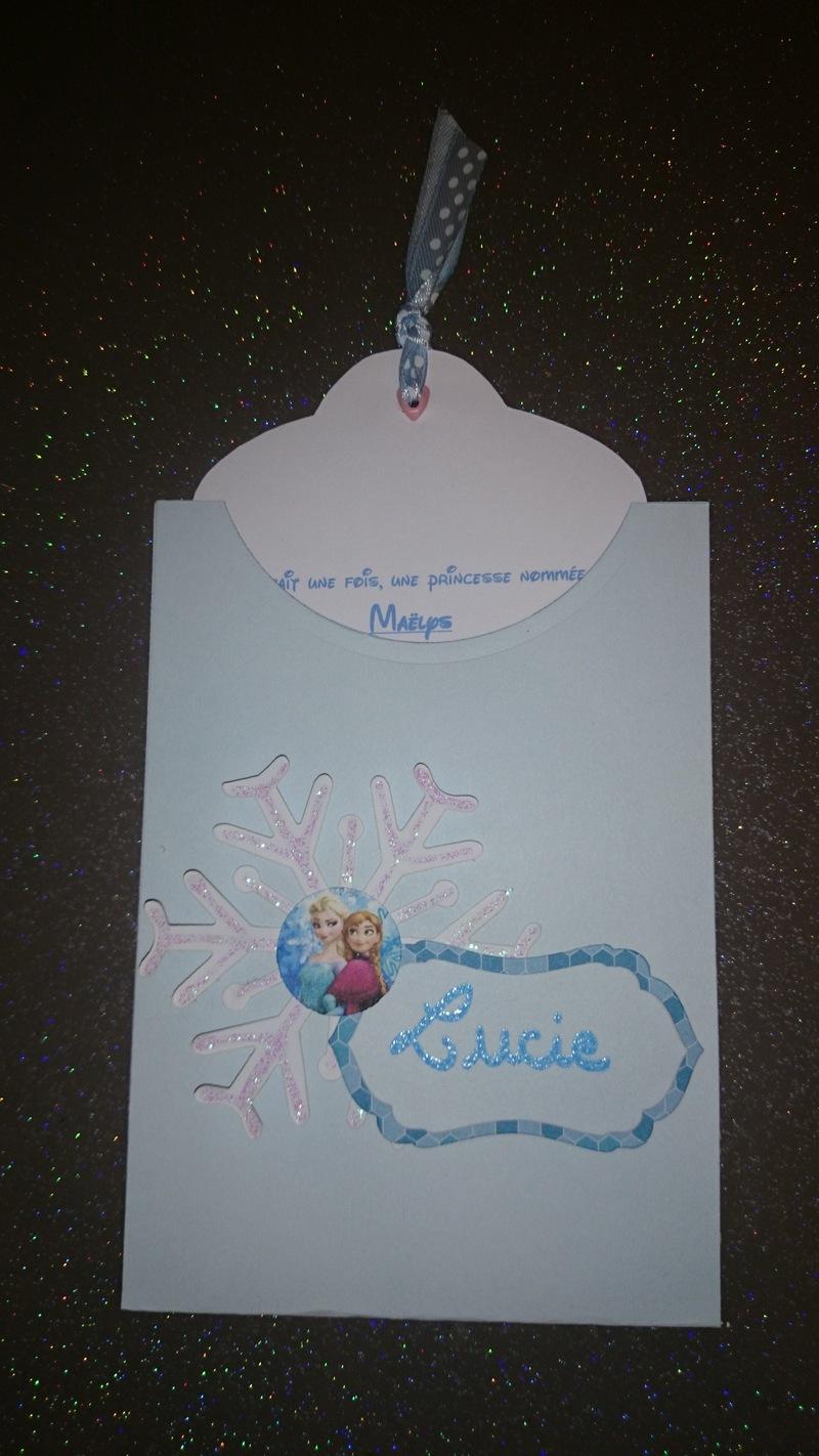 Texte invitation anniversaire la reine des neiges