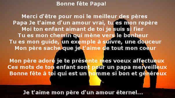 Message anniversaire papa 50 ans