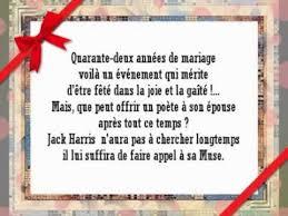 Texte humoristique anniversaire 40 ans de mariage