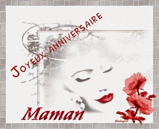 Texte joyeux anniversaire maman 60 ans