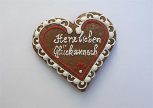 Carte bon anniversaire en allemand