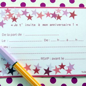 Texte invitation anniversaire 11 ans