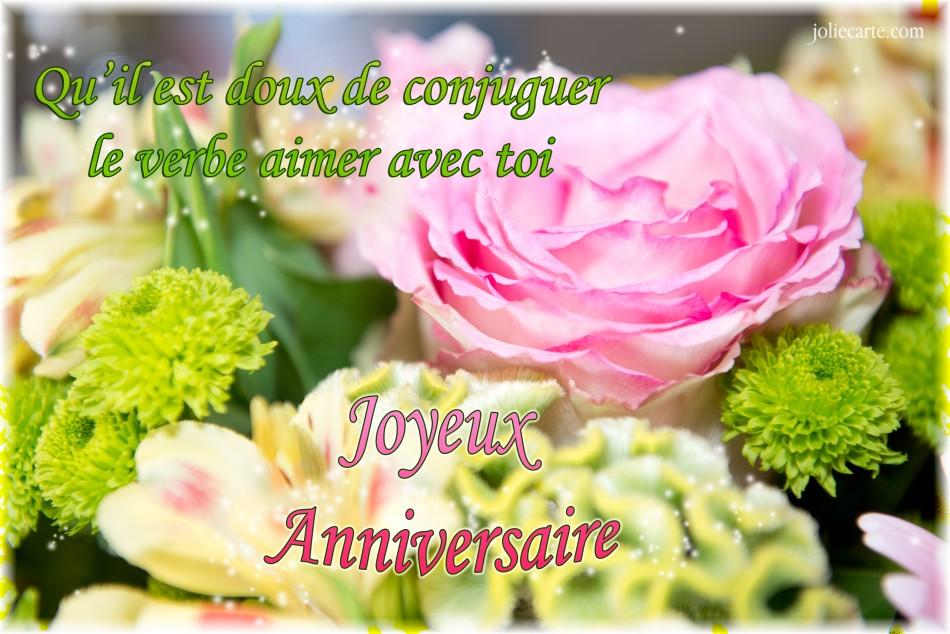 jolie carte d anniversaire animée Jolie carte animée joyeux anniversaire   Elevagequalitetouraine