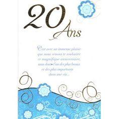 Texte anniversaire 20 ans de mariage