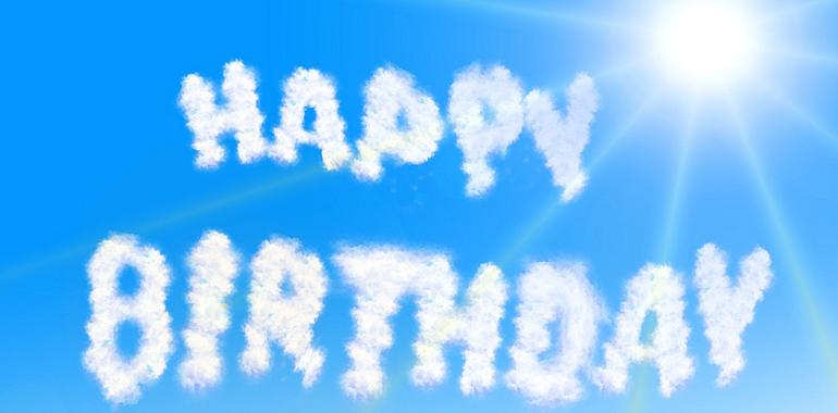 Texte en anglais pour souhaiter un anniversaire