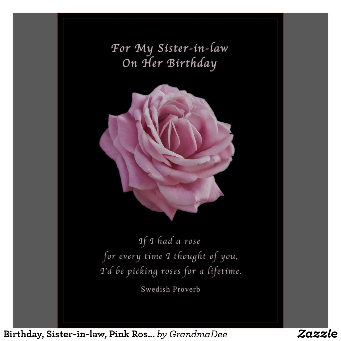 Bel carte anniversaire