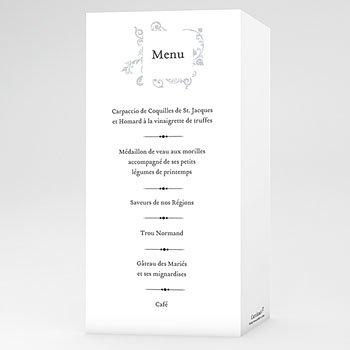 Creer carte menu anniversaire