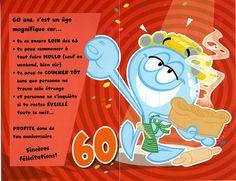 Texte anniversaire humoristique 54 ans