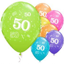 Message pour 50ème anniversaire