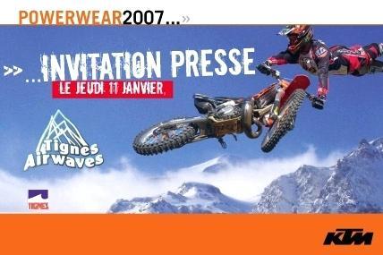 Carte d invitation anniversaire moto