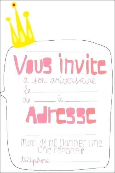 Creation Carte D Invitation Anniversaire Gratuite Elevagequalitetouraine