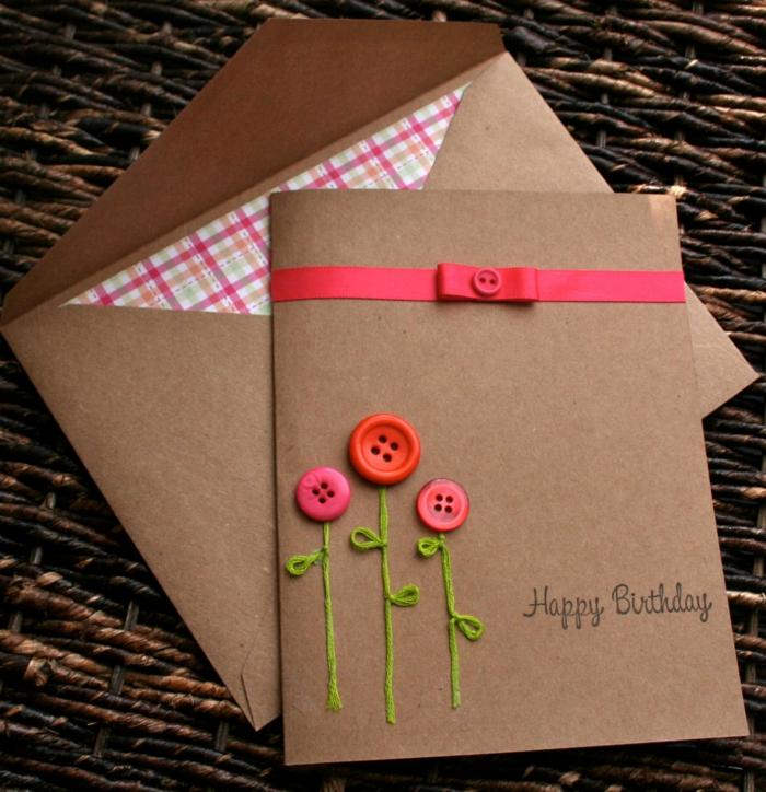 fabriquer carte anniversaire femme Fabriquer une carte anniversaire   Elevagequalitetouraine