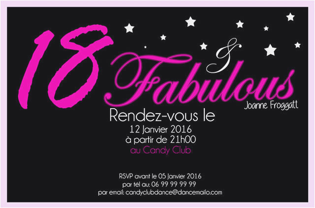 Carte anniversaire 18 ans rugby