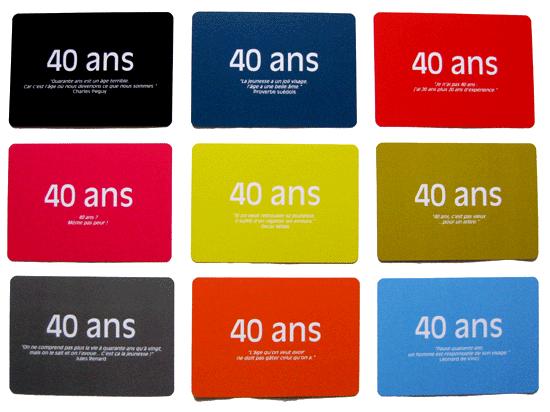 Invitation Carte Anniversaire 40 Ans Elevagequalitetouraine