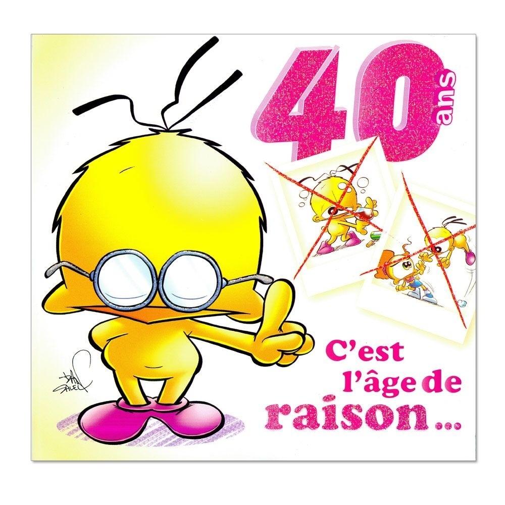 Carte Anniversaire Gratuite A Imprimer 40 Ans Homme Elevagequalitetouraine