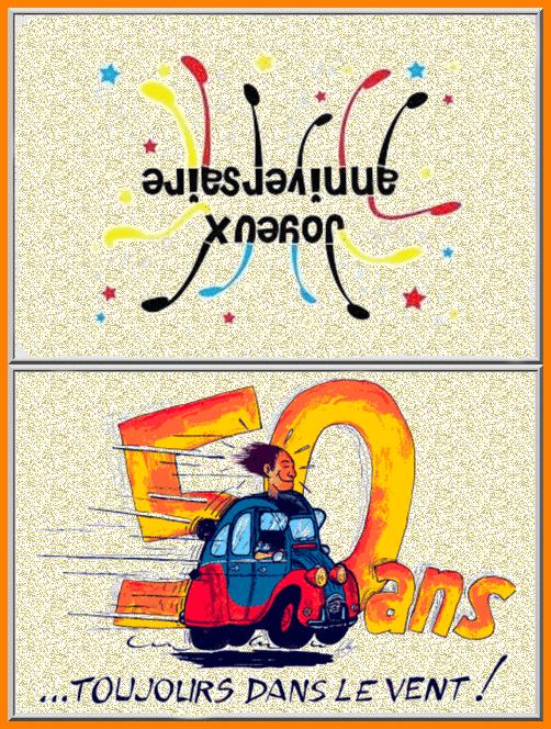 Carte Joyeux Anniversaire 50 Ans Gratuite A Imprimer Elevagequalitetouraine
