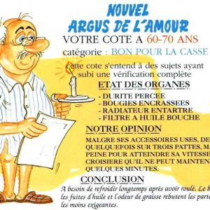 Carte Anniversaire 60 Ans Homme Humour Elevagequalitetouraine