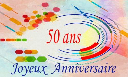 Carte Anniversaire 50 Ans Femme Gratuite Elevagequalitetouraine