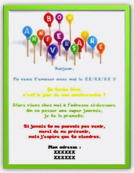 Texte Carte Anniversaire 10 Ans Fille Elevagequalitetouraine