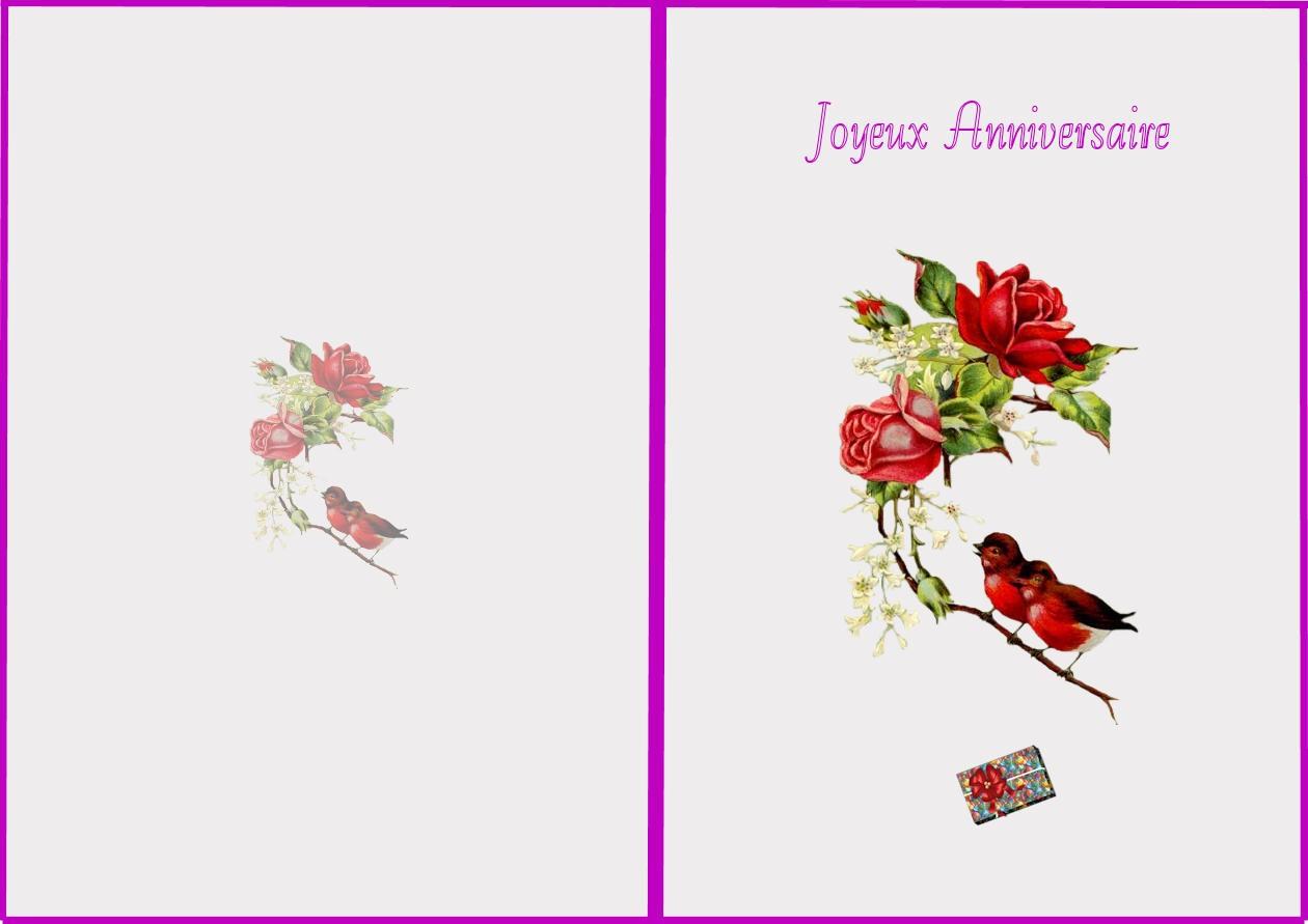 Carte Anniversaire Femme A Telecharger Gratuitement Elevagequalitetouraine