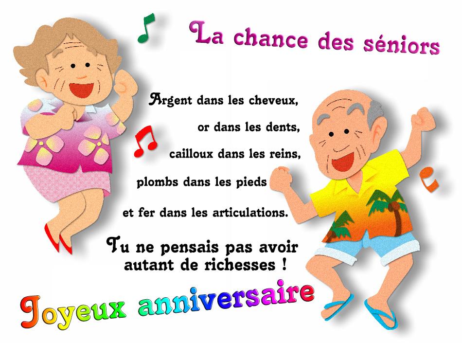 Carte bon anniversaire humoristique
