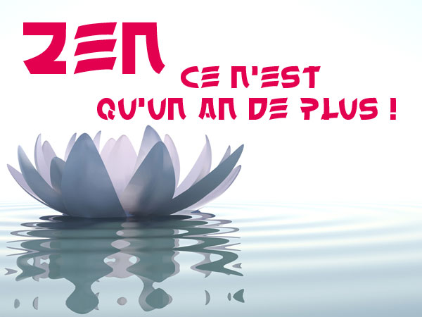 Texte anniversaire 60 ans zen