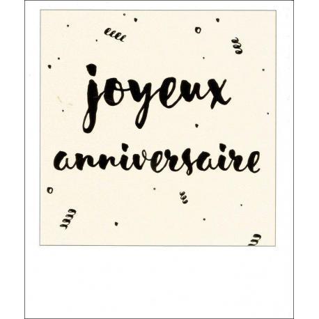 Carte Joyeux Anniversaire Citation Elevagequalitetouraine