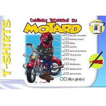 Carte anniversaire 50 ans moto