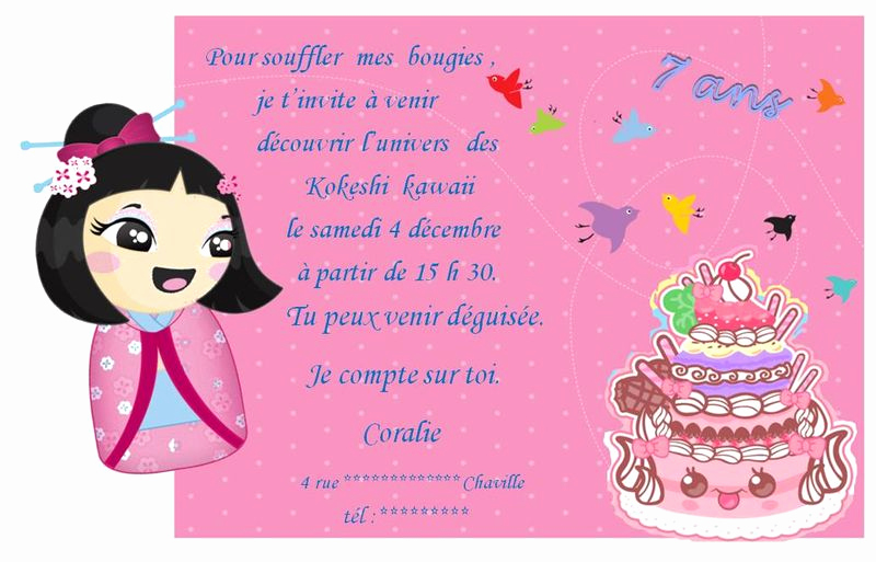 Carte Anniversaire Fille 10 Ans Texte Elevagequalitetouraine